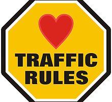 Traffic Rules by AravindTeki