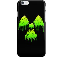 Radioactive melt  iPhone Case/Skin