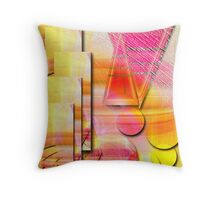 Blessings of the Magna Mater Throw Pillow