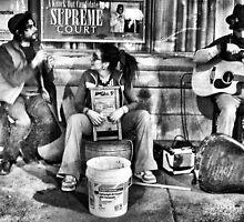 Bucket Band by Amy E. McCormick