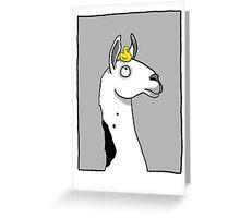 Llama Llama Duck Greeting Card