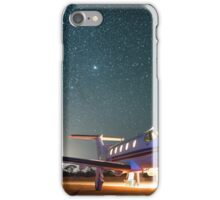 RFDS Evac Under a Starry Southern Sky - Tjuntjuntjara, Great Victoria Desert, WA - Take 1 iPhone Case/Skin