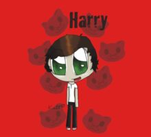 Chibi Harry from One Direction Kids Clothes