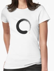 Ensō Splash Womens Fitted T-Shirt