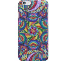 Wild Over Checkers  iPhone Case/Skin