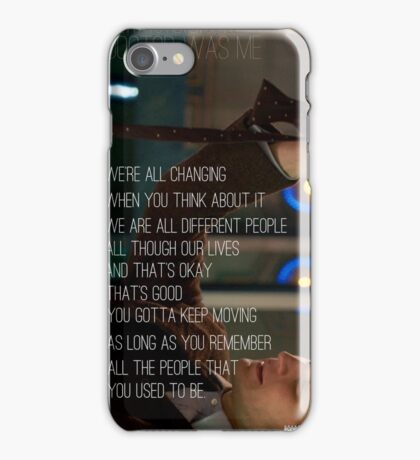 11th Hour iPhone Case/Skin
