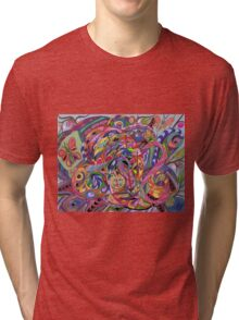 The Spring Is Sprung Tri-blend T-Shirt