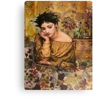 Muse Erato Canvas Print