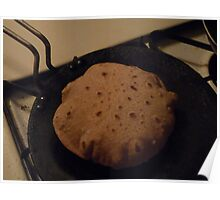 Whole Wheat Rotis Poster
