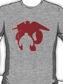 baymax brush robot T-Shirt