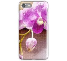 orchid blended iPhone Case/Skin
