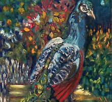 The Peacock Garden by F.A. Moore