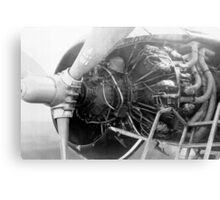 Pratt & Whitney Prop Canvas Print