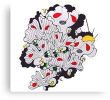 Ginkgo Pop  Canvas Print