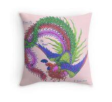 Peace Of The Heart Throw Pillow