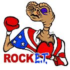 ROCK E.T. by Brett Gilbert