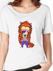 Tiger Cape Women's Relaxed Fit T-Shirt