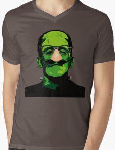 FRANKIE INCOGNITO Mens V-Neck T-Shirt