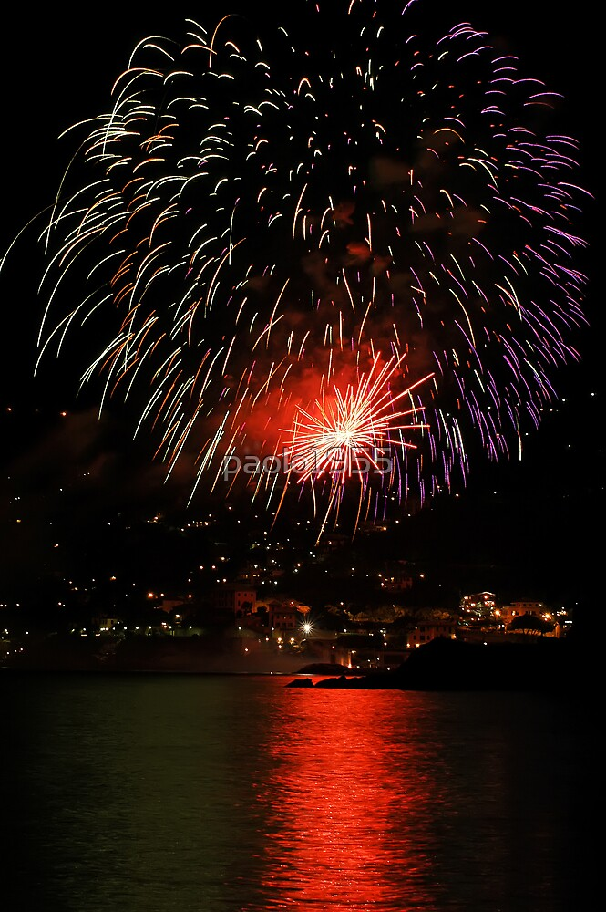 Recco - Fireworks Festival by paolo1955