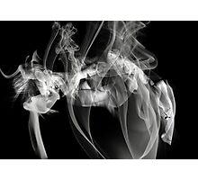 Fantasies In Smoke IIV Photographic Print