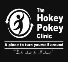 The hokey pokey clinic funny geek nerd by superfeb