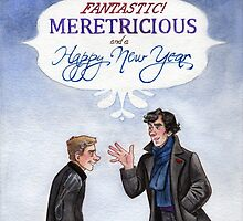 And a Happy New Year - BBC Sherlock by livielightyear