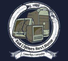 Sad Chimes Rest Home Kids Tee