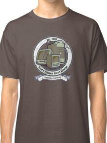 Sad Chimes Rest Home Classic T-Shirt