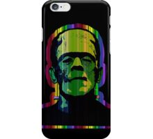 FRANKIE IN TECHNICOLOR iPhone Case/Skin