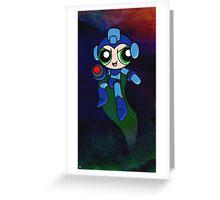 Mega 'Puff' Man Greeting Card