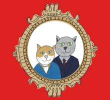 A Very Nice Kitty Couple Kids Clothes