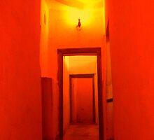 Underground light by zhengjiecn