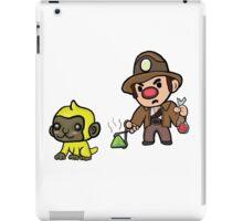 Responsible Pet Ownership iPad Case/Skin
