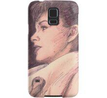 JUDY GARLAND PORTRAIT Samsung Galaxy Case/Skin