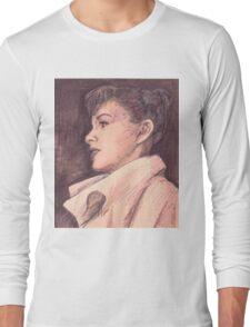JUDY GARLAND PORTRAIT Long Sleeve T-Shirt