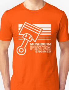 Mushroom Piston Engines T-Shirt