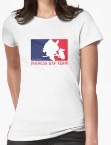 Major League BAF Team Womens Fitted T-Shirt