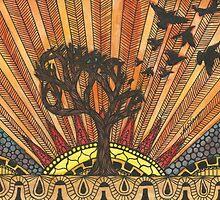 BAHRAIN TREE by AliceDarling