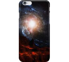 Galaxy Rise iPhone Case/Skin