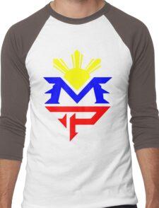 Manny Pacquiao Men's Baseball ¾ T-Shirt