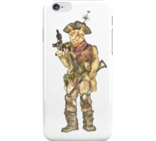 Space Pirate iPhone Case/Skin