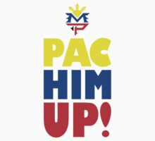 Manny Pacquiao - Pac Him Up! by LegendTLab