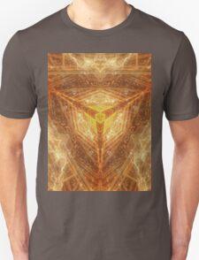 Sacred Geometry 04 - Psychedelic Cube Unisex T-Shirt