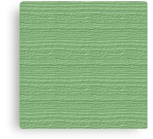 Pistachio Wood Grain Texture Canvas Print