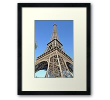 Eiffel Tower #2 Framed Print