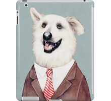 Happy Labrador Retriever iPad Case/Skin