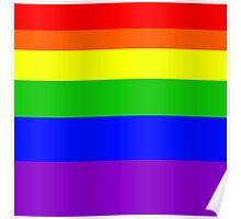 Rainbow Pride Poster