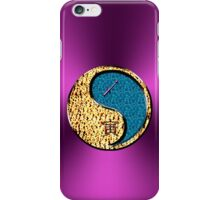 Sagittarius & Tiger Yang Water iPhone Case/Skin