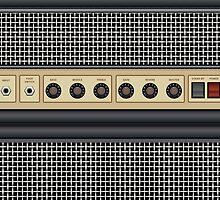 Music Guitar Sound Amplifier by CroDesign