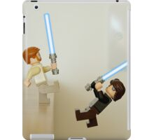 """""""You've taken your first step into a larger world."""" iPad Case/Skin"""